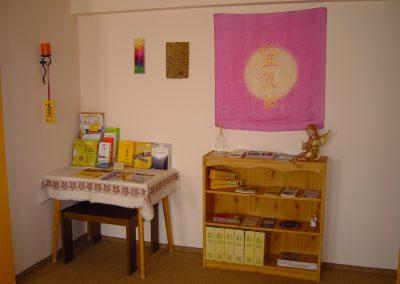Seminarraum Energetische Heilpraxis Reiki-Fit - Bücher