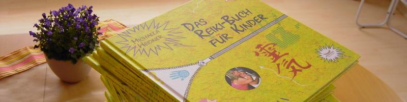 Reiki-Fit Banner - Das Reiki-Buch für Kinder