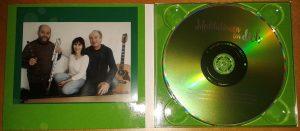 Meditationen für dich - CD innen