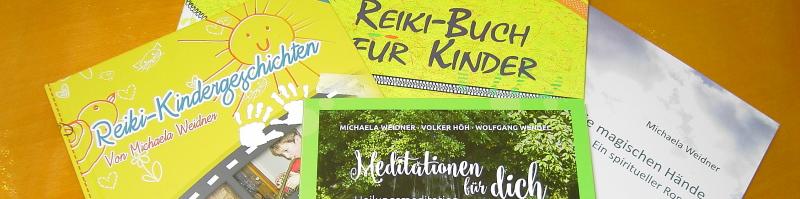 Reiki-Fit Banner - Reiki-Bücher