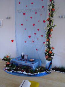 Reiki-Convention - Altar