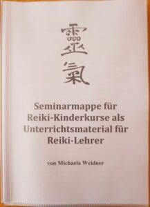 Seminarmappe für Reiki-Kinderkurse